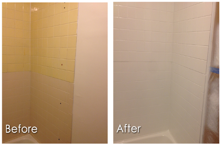 Before and After Tiles